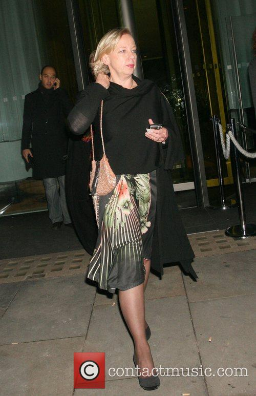 Deborah Meaden Party to launch the English National...
