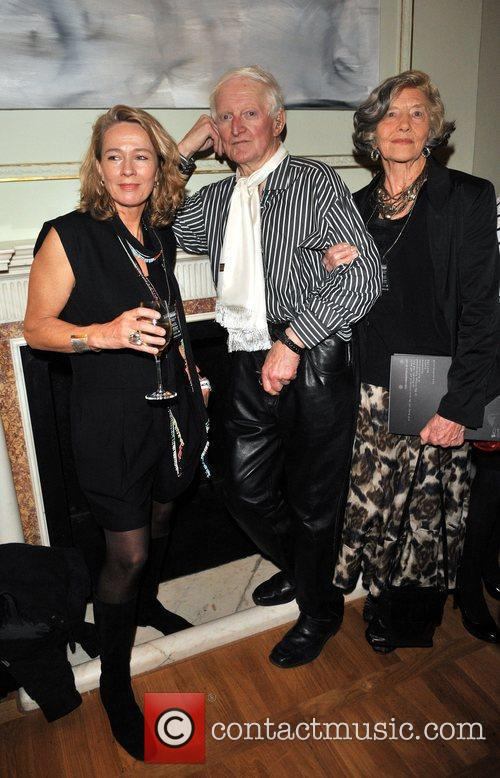 Joe Bangay and wife (R) Rock Renaissance in...