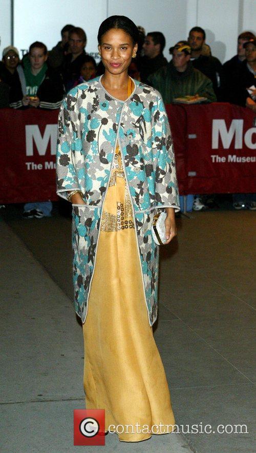 Joy Bryant MoMa Film Benefit Gala Honoring Baz...