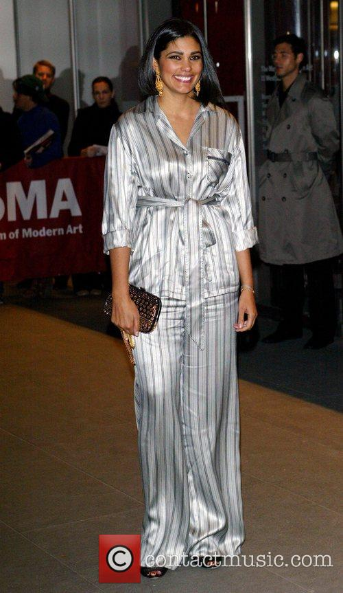 Rachel Roy MoMa Film Benefit Gala Honoring Baz...
