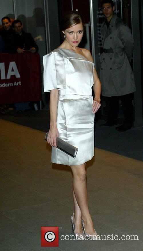 Rose Byrne MoMa Film Benefit Gala Honoring Baz...