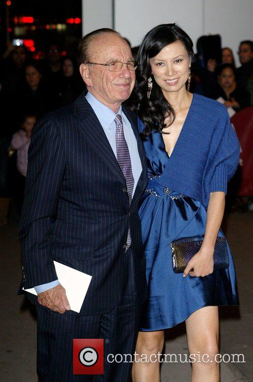 Rupert Murdoch and Wendy Deng 4