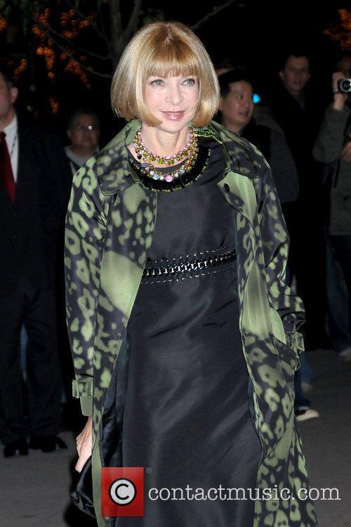Anna Wintour MoMa Film Benefit Gala Honoring Baz...