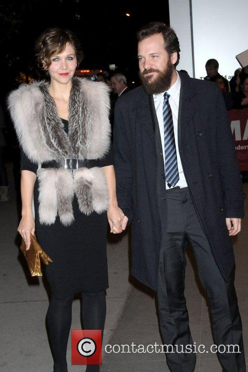 Maggie Gyllenhaal and Peter Sarsgaard 9