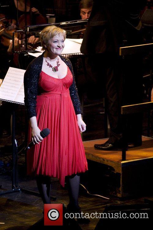 Maria Friedman  performing at the 'BBC Radio...