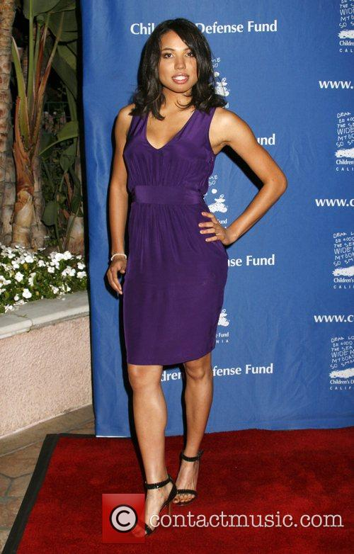Jurnee Smollett Children's Defense Fund-California 18th Annual Los...