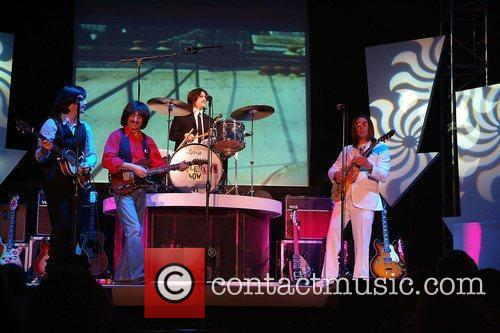 Opening night of 'Beatlemania Now' at Paradise Live...