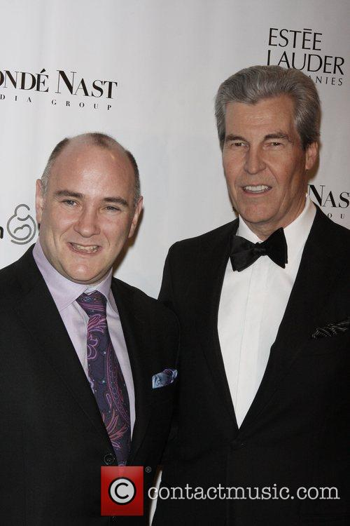 Richard Beckman and Terry Lundgren 34th Annual March...