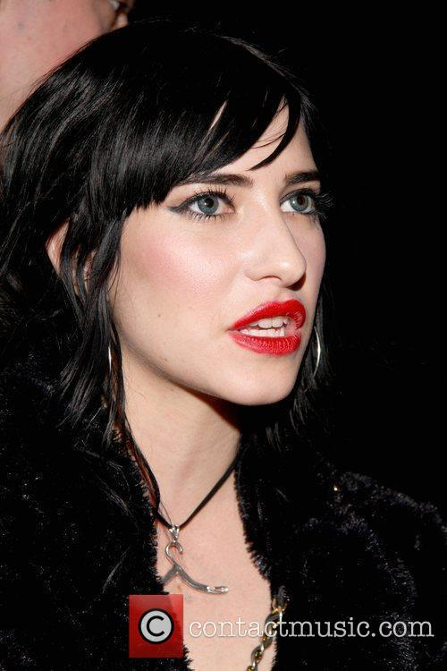 Lisa Origliasso of The Veronicas VIP Beauty Bar...
