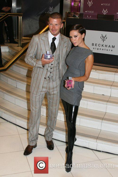 David Beckham and Victoria Beckham 15