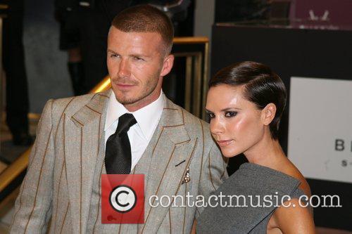 David Beckham and Victoria Beckham 16