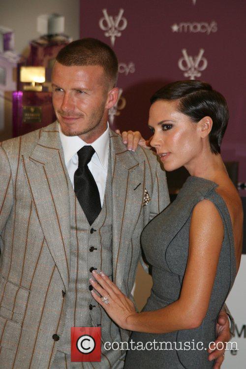 David Beckham and Victoria Beckham 12