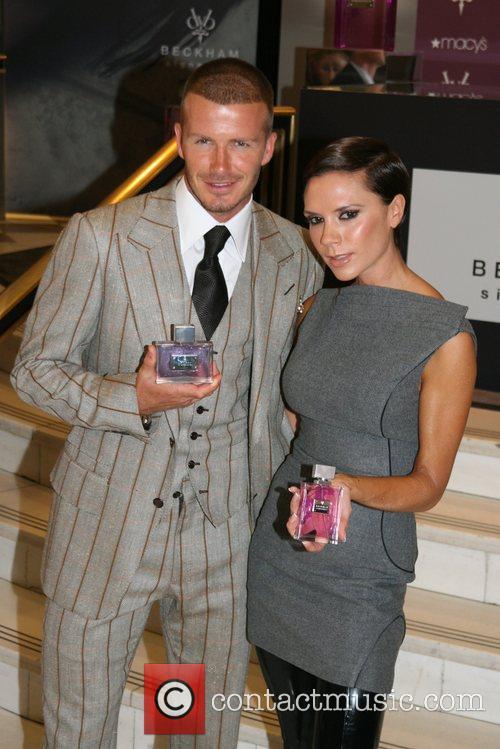 David Beckham and Victoria Beckham 14