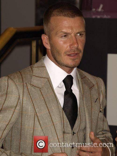 David Beckham and Victoria Beckham 34