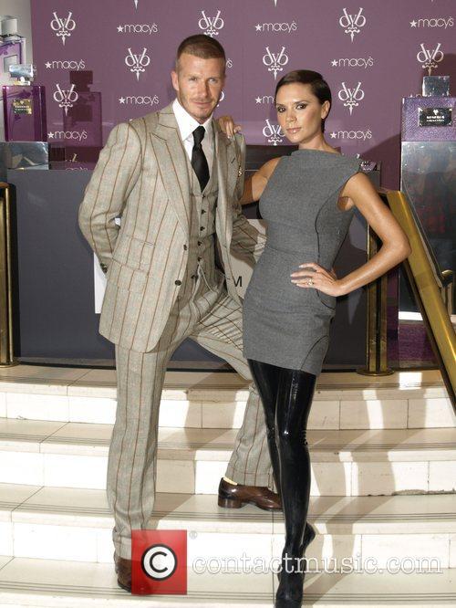 David Beckham and Victoria Beckham 35