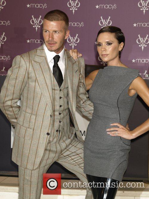 David Beckham and Victoria Beckham 36