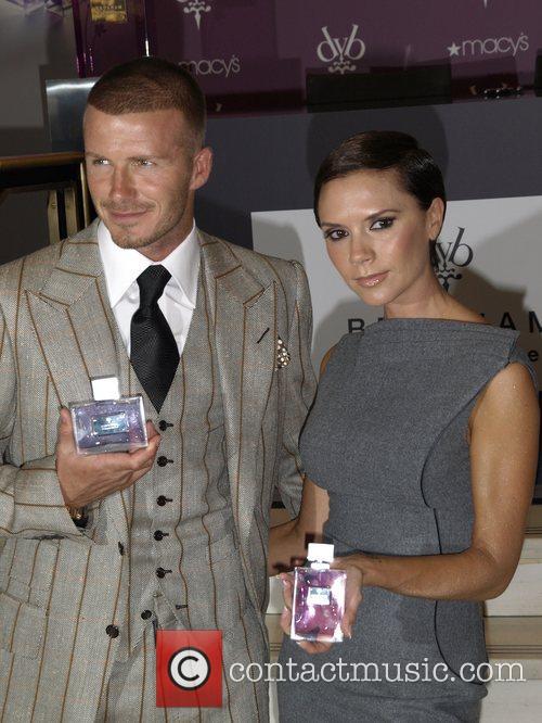 David Beckham, Victoria Beckham, Macy's