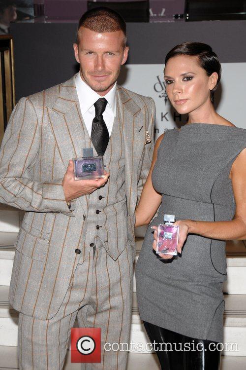 David Beckham and Victoria Beckham 24