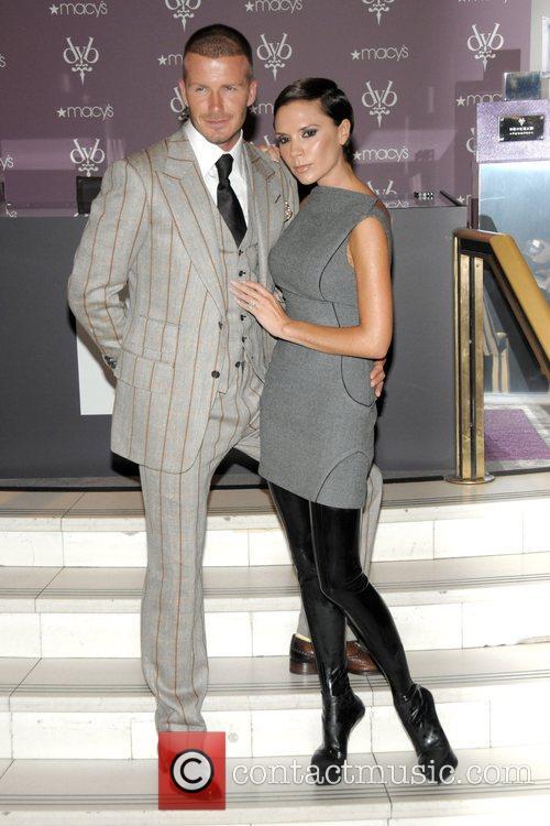 David Beckham and Victoria Beckham 19