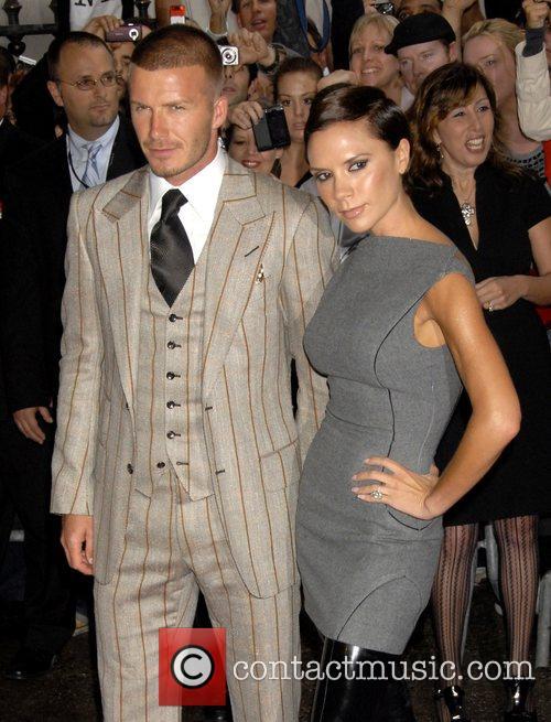 David Beckham and Victoria Beckham 27