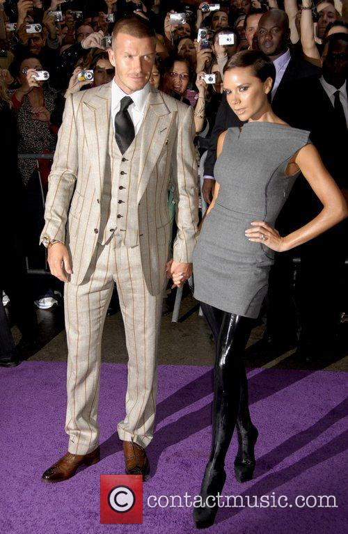 David Beckham and Victoria Beckham 29