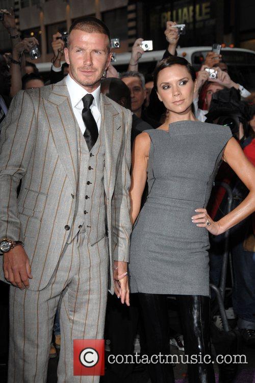 David Beckham and Victoria Beckham 32