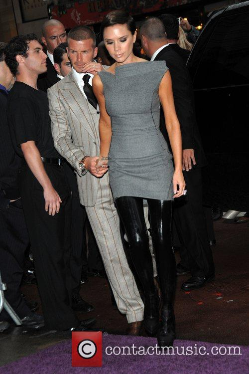 David Beckham and Victoria Beckham 31