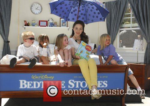 Brittany Curran Walt Disney Home Entertainment wraps up...