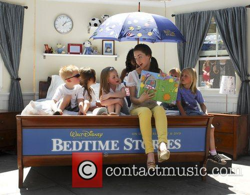 Walt Disney Home Entertainment wraps up National Reading...