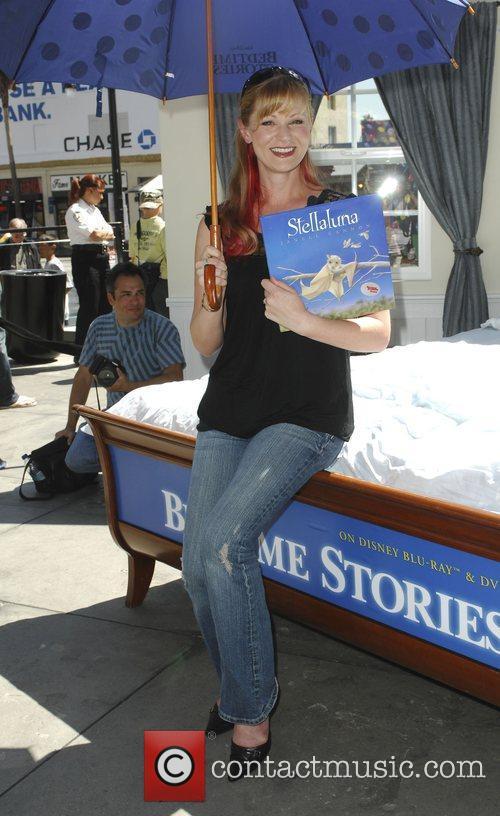 Shannon Bush Walt Disney Home Entertainment wraps up...
