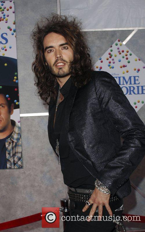 Russell Brand and Walt Disney 6