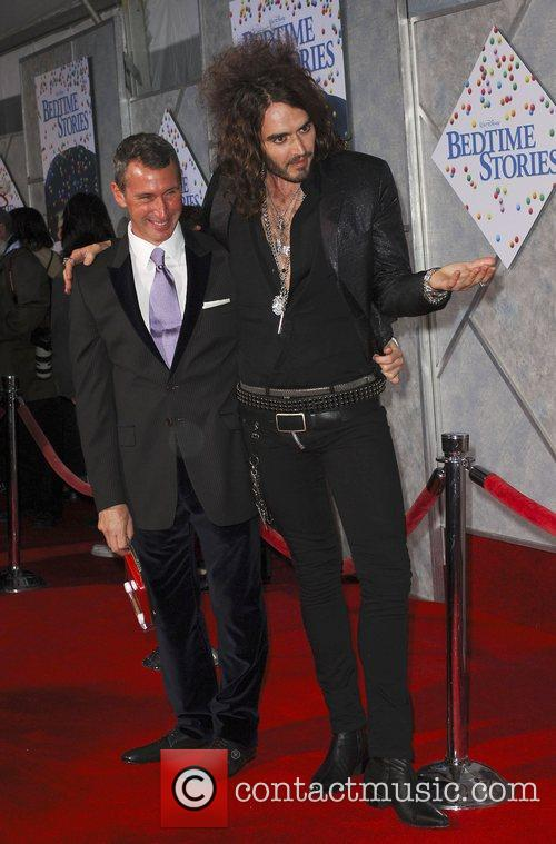 Russell Brand and Walt Disney 5