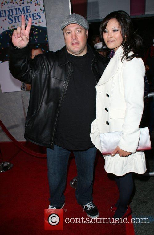 Kevin James and Steffiana De La Cruz World...
