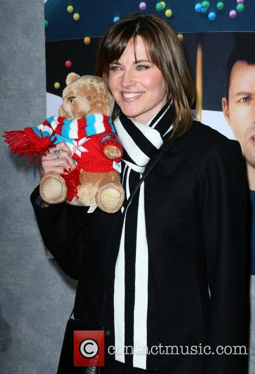 Lucy Lawless and Walt Disney 10