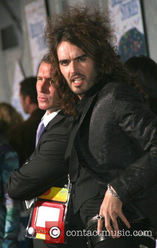 Russell Brand and Walt Disney 7