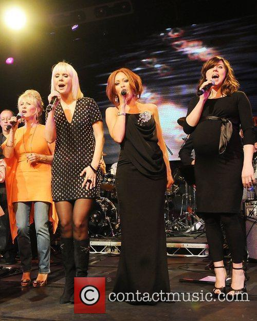Valeriya, Bee Gees and Natasha Hamilton 7