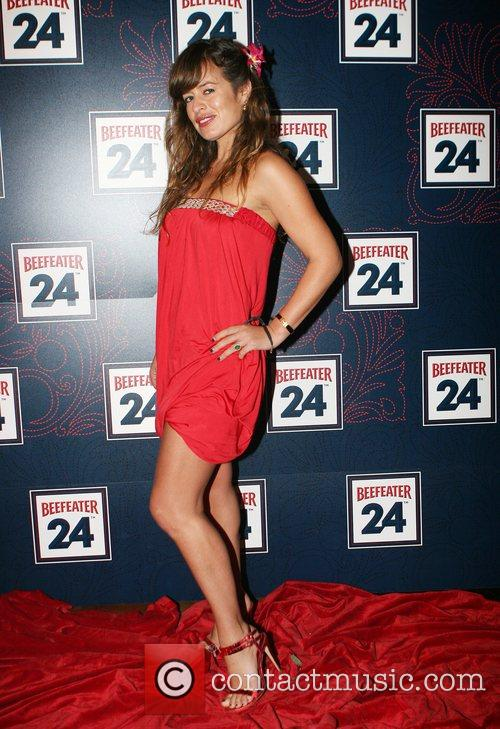 Jade Jagger Launch party for Beefeater 24 held...