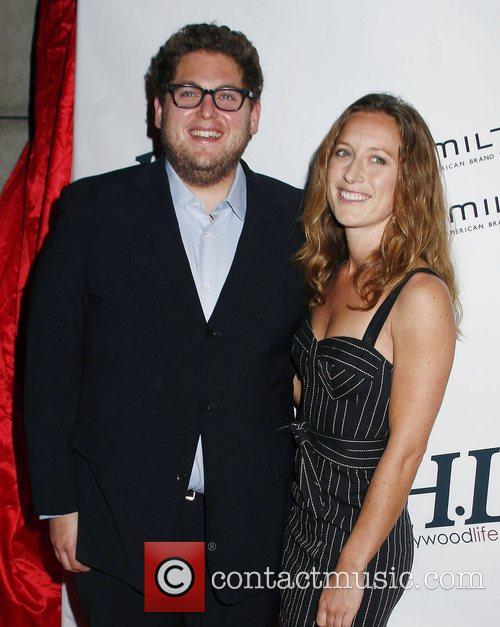 Jonah Hill and Shauna Robertson 2