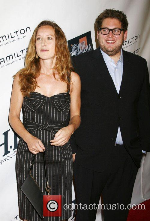Shauna Robertson and Jonah Hill 4
