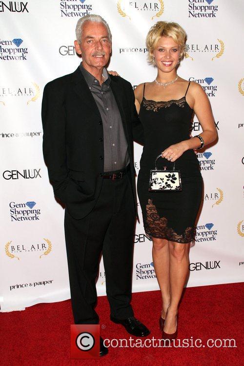 Frank Cercilli and Alaina Huffman 2008 Bel Air...