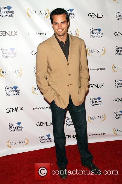Scott Elrod 2008 Bel Air Film Festival opening...
