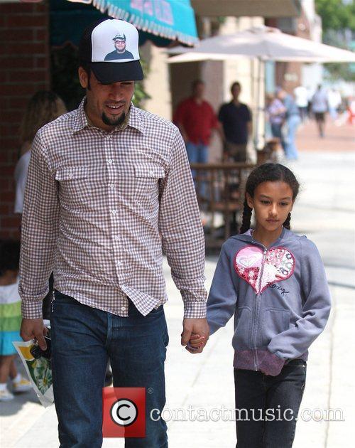 Ben Harper and Daughter Harris Harper