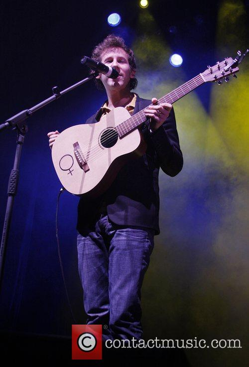 Ben Lee and O2 Arena 6