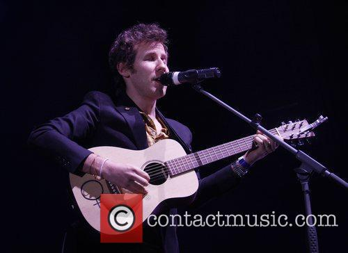 Ben Lee and O2 Arena 1