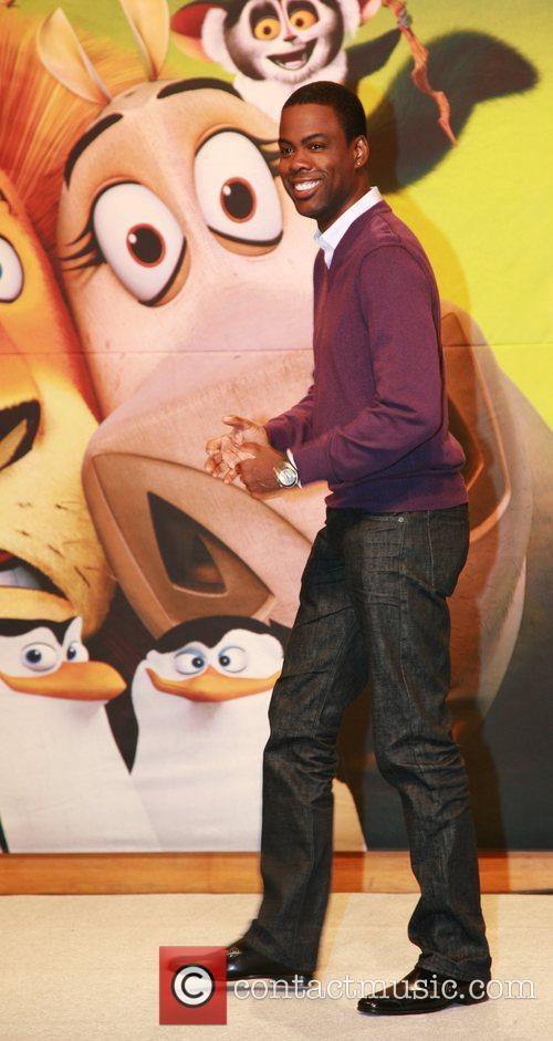 Chris Rock attends the 'Madagascar Escape 2 Africa'...