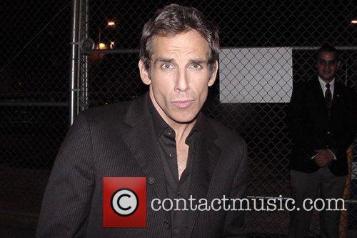 Ben Stiller striking his 'Blue Steel' pose from...