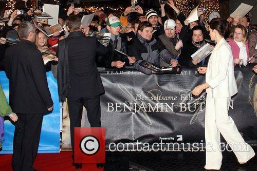 Brad Pitt and Angelina Jolie 5