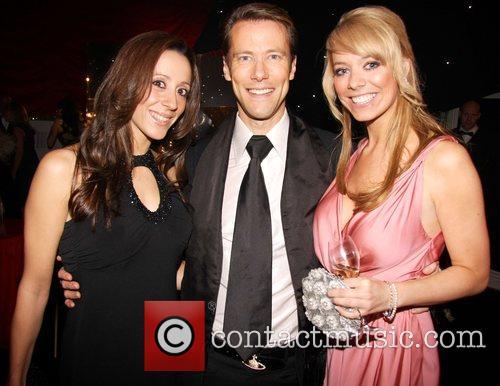 Vivi Anna, Eddie Davenport and Liz McLarnon The...