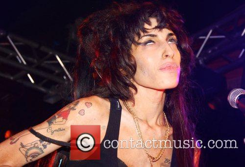 Amy Winehouse The 'End of Summer Ball' charity...