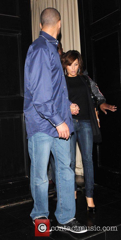 Tony Parker and Eva Longoria 4
